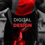 Digital Design, Digital Content, Social Media Content